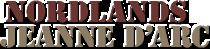 Filmen om Liv Grannes – Nordlands Jeanne d'Arc Logo